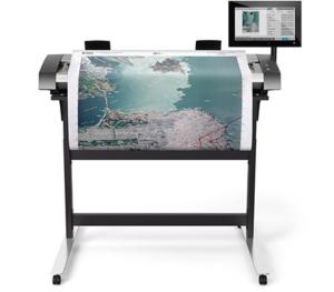Escáner HP HD Pro de 42