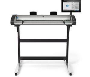 Escáner HP SD Pro de 44