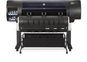 Impresora de producción HP DesignJet T7200