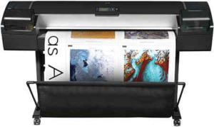 Impresora fotográfica HP DesignJet Z5200