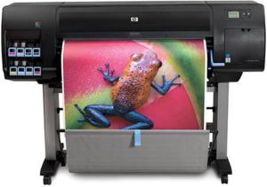 Impresora fotográfica HP DesignJet Z6200