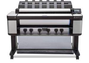 Impresora multifunción de producción HP DesignJet serie T3500