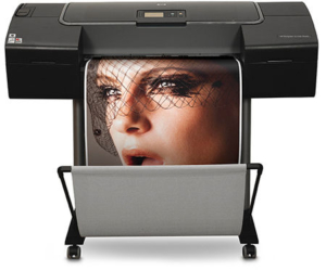 Serie de impresora fotográfica HP DesignJet Z2100